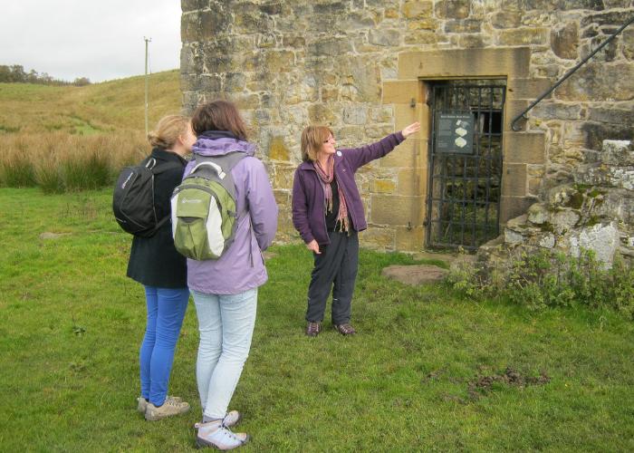 Tourist Guiding