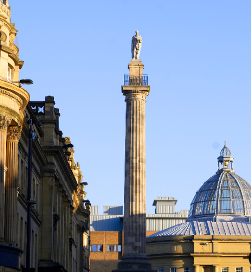 North East England Tourist Guides: Newcastle