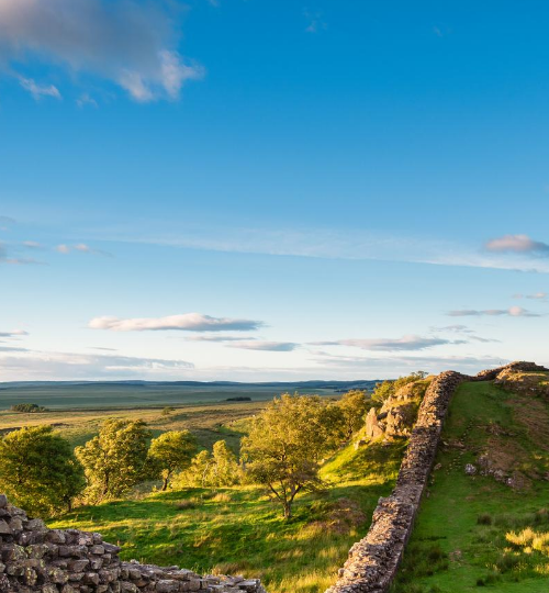 North East England Tourist Guides: Hadrian's Wall